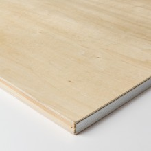 Jackson's :Panneau à Dessin Léger avec Bord en Métal 20x26in (50.5x66x2cm) : 1.8cm d'Epaisseur