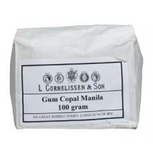 Cornelissen :Gomme Copal (Manila) : 100g