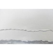 Khadi :Papier Tissu Blanc : 210gsm : A Moyen Grammage : 30x42cm : Lot de 20 Feuilles