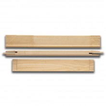 Jackson's : Museum Wooden Stretcher Builder : For 20x65mm Deep Bars