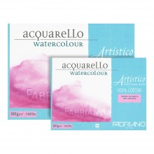 Fabriano : Artistico : Watercolour Paper Blocks