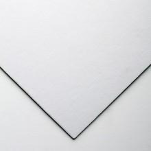 Crescent : Tableau Oeuvre d'Art  : Châssis: Blanc : Texturé : Fort Grammage : 15x20in (12-00114.3)