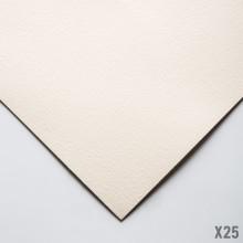 Fabriano : Unica : Papier Sérigraphie : 56x76cm : 250gsm : Crème : 25 Feuilles