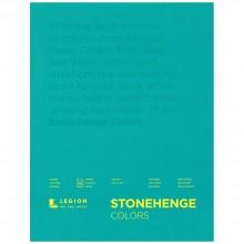 Stonehenge : Bloc de Papier pour Dessin Multi-couleurs:15 Feuilles : 20x30cm (23x30cm)