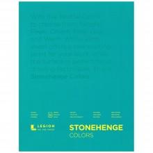 Stonehenge : Bloc de Papier pour Dessin Multi-couleurs:15 Feuilles : 28x35cm (28x35cm)