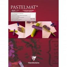 Clairefontaine :Pastelmat : Carte Spécial pour Pastel Sec : 18x24cm : 12 Feuilles 360gsm