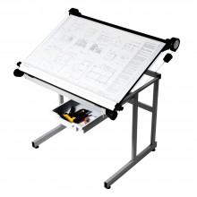 Vistaplan : Evesham Lift-Up Drawing Tables