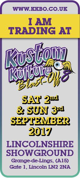 Kustom Kulture Blastoff 2017
